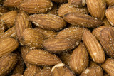 Salted Almonds poster