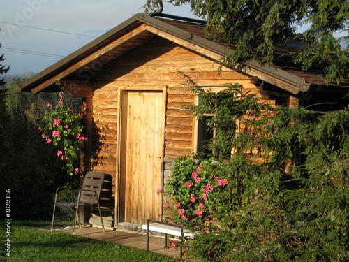 Holzhaus - cottage