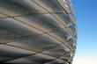 Luftkissen an der Allianz Arena