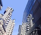 lloyds of london insurance company building poster