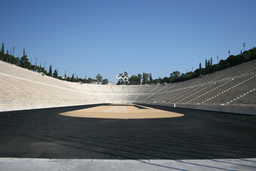 olympic stadium of athens kalimarmaro 9