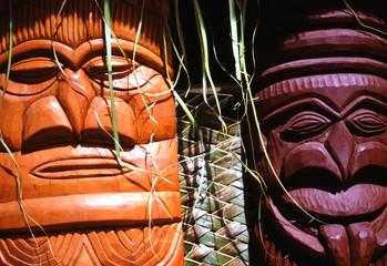 Totems, Nouvelle-Calédonie