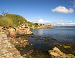 St Andrews Castle 5