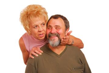 Granny and Grandpa