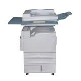 Colour laser copier poster