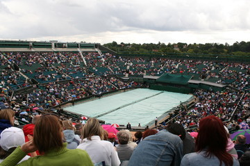 Tennis Court - Centre/Wimbledon2007