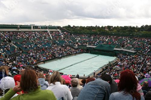Tennis Court - Centre/Wimbledon2007 - 3848128
