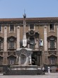 Catania obelisco elefante Municipio piazza Duomo