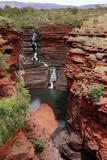 Blick in die Red Gorge Australien_07_1699 poster