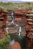 Blick in die Red Gorge Australien_07_1700 poster
