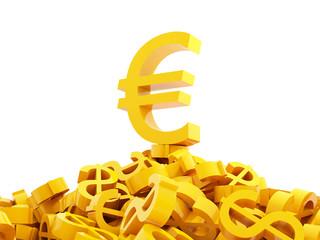 euro & dollars