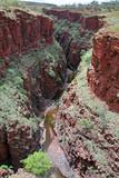Blick in die Red Gorge Australien_07_1735 poster