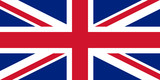 united kingdom flag poster