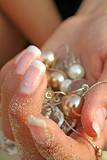 Fototapeta biżuteria - gwóźdź - Biżuteria