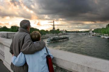 Sunset in Paris #3.