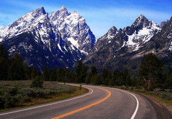 Road To The Teton's 2