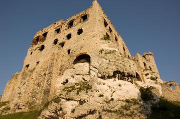 Ogrodzieniec castle ruins