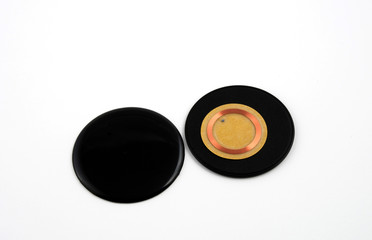 Stock pictures of tags and transponders RFID