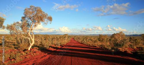 Leinwanddruck Bild Karijini National Park Australien_07_1822,01