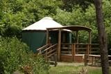 camping,yurt poster