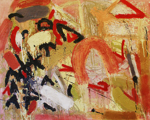 Expression Abstract painting (see more in my Portfolio)