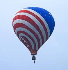 A huge balloon festival