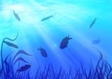 Fototapety Sous l'eau