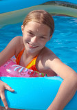 Backyard Pool poster