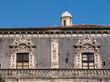 Catania il barocco palazzo Biscari