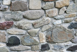 stone wall texture ideal for backgrounds