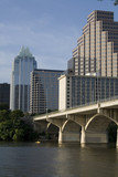 Congress Bridge - Downtown Austin