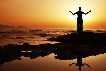 Yoga al Amanecer