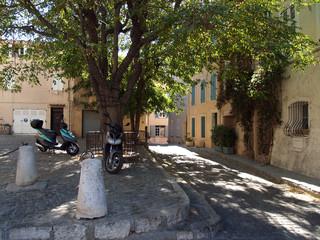 Saint Tropez strret.