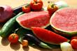 fruits et légumes d