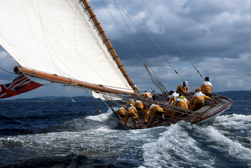 Fife Regatta / Schottland / The Lady Anne