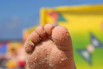 Little foot