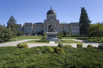State Capitol of Montana in Helena