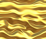 image of a luxurious silk or liquid metal background poster