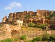 Fort Mehrangarh Jodhpur Inde