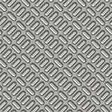 a large sheet of nice shiny chrome tread plate poster