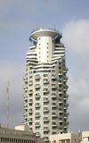 hotel building in tel aviv israel poster