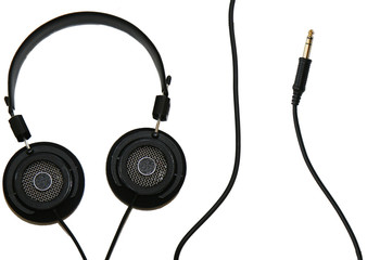 Headphones and Cable