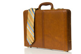 Neck Tie and Briefcase poster