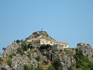 fortress in knin