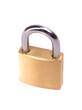 Padlock - security concept