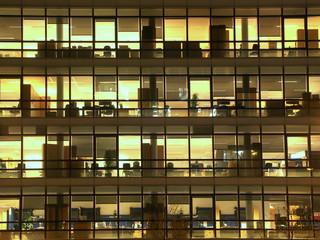 bureau de nuit