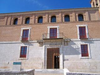 Casa de el tratado en Tordesillas