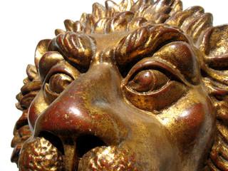 Lion head 3