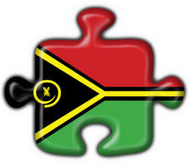 bottone puzzle bandiera Vanuatu - button flag