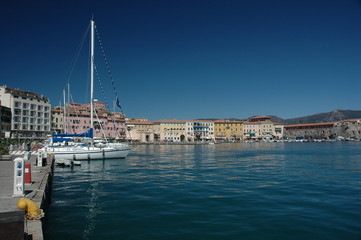 Portoferraio old harbour